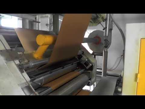Vacuum Fingerless Single Facer Paper Corrugated Machine