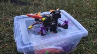 Micro quad at the park