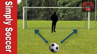 How To Score More Goals In Soccer - Scoring A Goal In Soccer