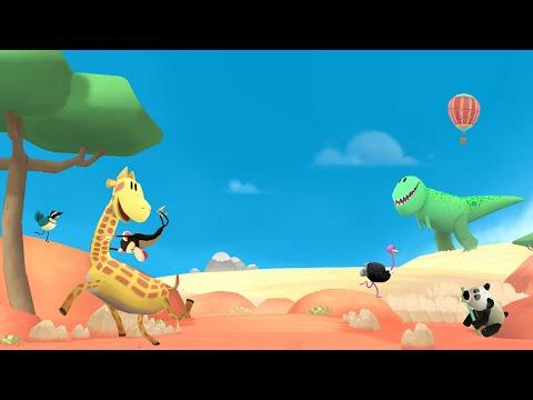 Vídeo do Snapimals: Descubvra Animais