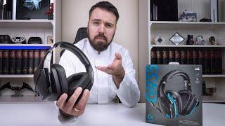 Für den Preis lohnenswert? Das NEUE Headset von Logitech G935 mit Makro Tasten und gutem Sound??