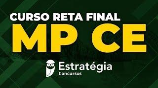 Reta Final MP CE: Direito Processual Civil