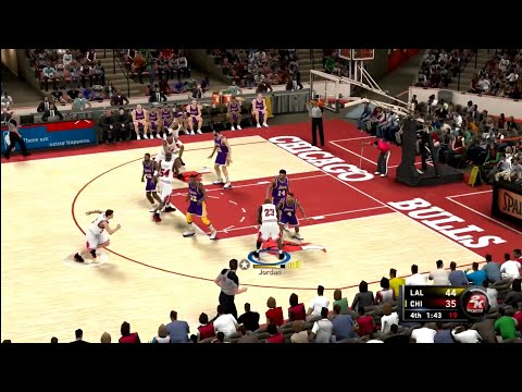 NBA 2K11 -- Gameplay (PS3)