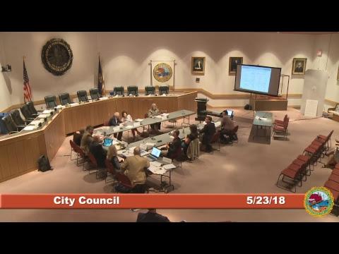 City Council 5.23.18