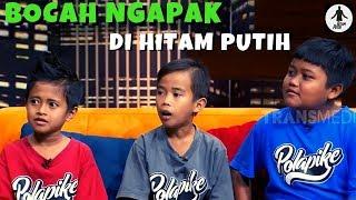 Deddy Corbuzier DIMARAHI Bocah Ngapak | HITAM PUTIH (140319) Part 1