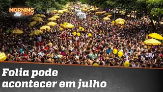 Morning Show: Vai ter Carnaval?