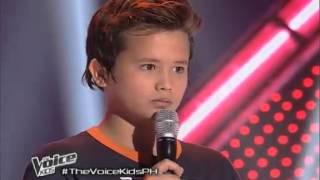 "Juan Karlos Sings ""Grow Old With You"" The Voice Kids Ph Blind Audition"