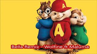 Bella Remix   Wolfine ft Maluma