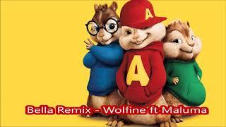 Bella Remix   Wolfine ft Maluma