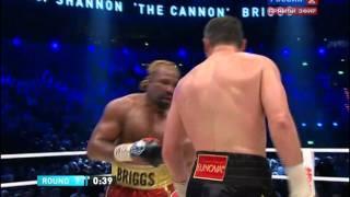 Виталий Кличко против Шеннона Бриггса (Часть 6)
