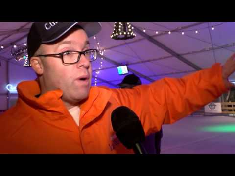 Opening Cuijk on Ice 2016