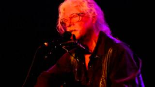 Arlo Guthrie - Highway In The Wind - The Birchmere - Feb 8, 2013