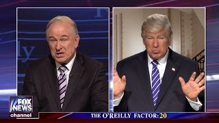Watch Alec Baldwin impersonate Trump and Bill O'Reilly on 'SNL' - Video Youtube