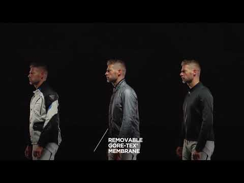 Dainese Dolomiti GoreTex Jacke Hose - Tutorial