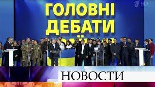 На Украине - день тишины перед вторым туром президентских выборов.