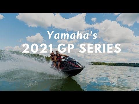 2021 Yamaha GP1800R SVHO in Spencerport, New York - Video 1