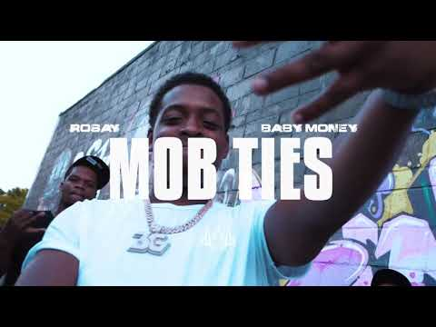 """Rosay x Baby Money """"Mafia Ties"""" (Official Music Video)"""