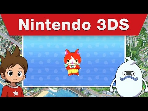 Видео № 0 из игры Yo-Kai Watch (Б/У) [3DS]