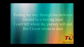 "Video thumbnail of ""Aloe Blacc - Wake me Up (Lyrics) Solo Version"""