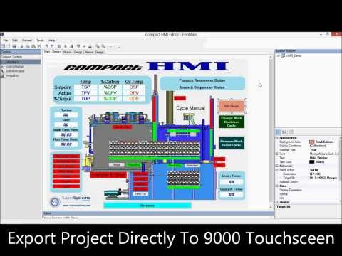 Compact HMI | Super Systems Inc
