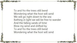 Fleetwood Mac - Sands of Time Lyrics