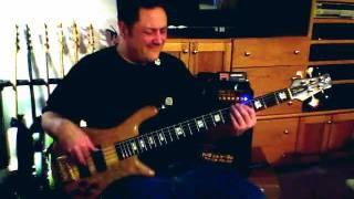 Right and Wrong - Joe Jackson Bass Cover Playalong