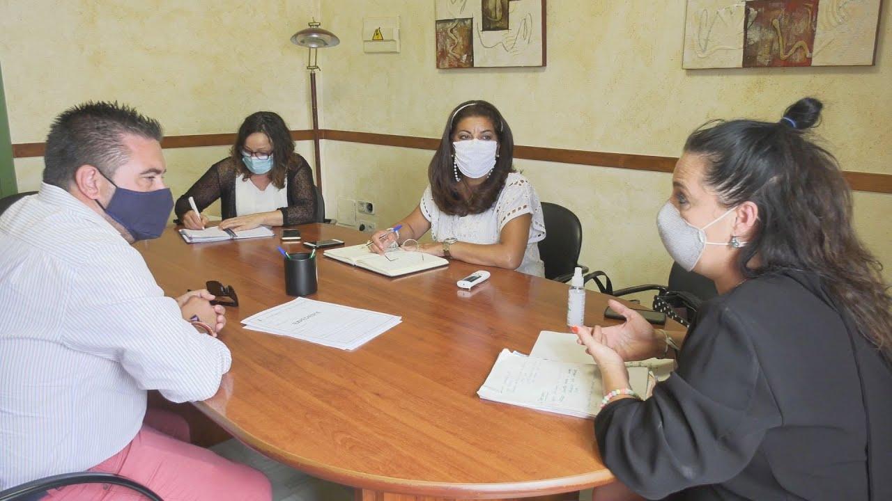 Reunión de coordinación entre Manilva y Casares