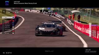 Gran Turismo™SPORT - Bathurst McLaren 650S Gr3 (online race) v3
