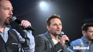 98 Degrees Performs 'Because Of You'