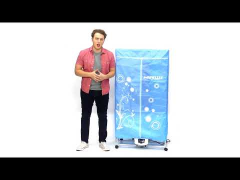 Manatee Portable Clothes Dryer 1200W Electric Laundry Drying Rack 33 LB Capacity Best Energy Saving