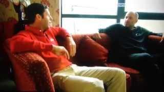 Bradley Dredge Interview - 2014