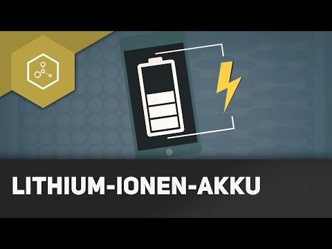 Lithium-Ionen-Akku - Der Held des Tages