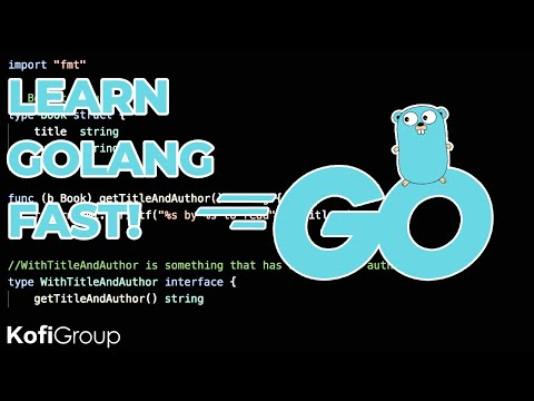 Learn Golang - 8 Ways to Master the Go Programming Language in 2021   Best Golang Courses