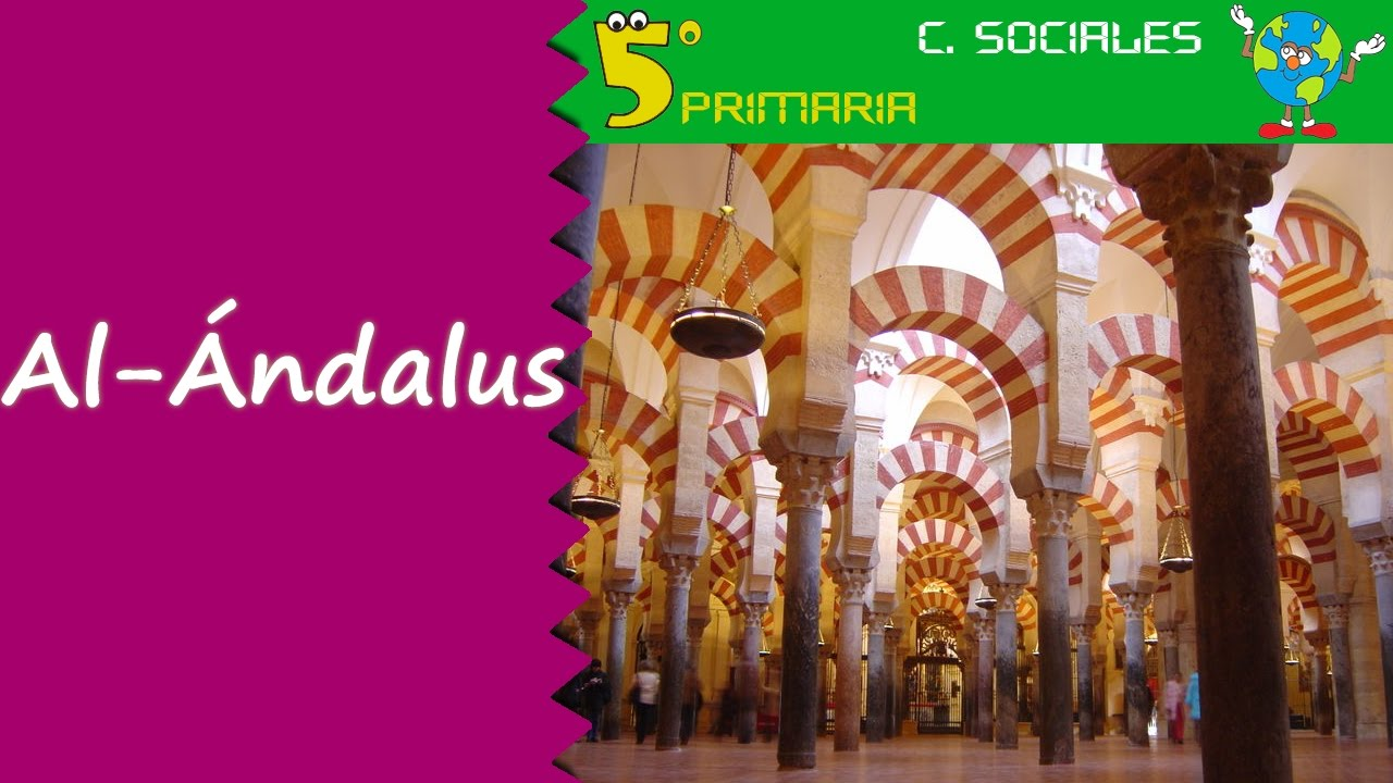 Al-Ándalus. Sociales, 5º Primaria. Tema 7
