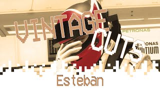 VintageCuts - Esteban (F1 2014)