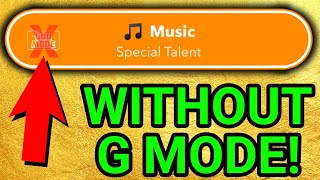 how to get music speical talent without god mode! bitlife become singer, rapper pt1 -pop star update