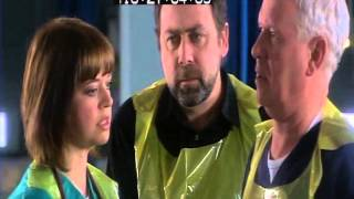 Sean on Casualty