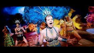 Neuvěřitelné předtančení - (Karneval Rio de Janeiro 4.E SŠPGHS 2018)