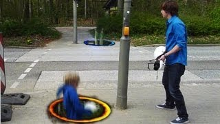 Portal 2 in Real life