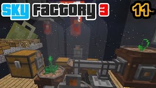 Winning The Grind War | Minecraft: New Sky Factory 3 Ep. 11