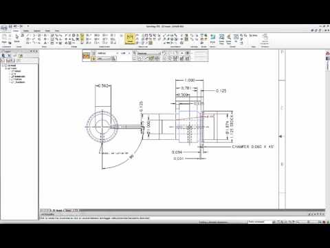 Solid Edge DWG Import Problem And Solution + General SE
