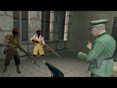 Call of Duty 2 Spanish Civil War Gameplay Part 1 - The