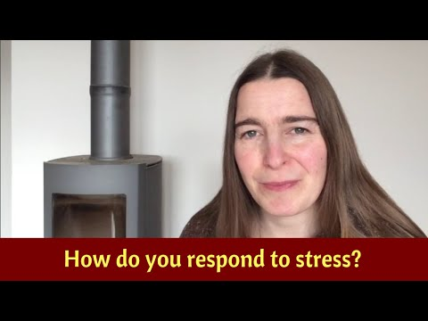 Dealing with stress and stressful situations, part 1.