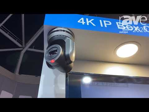 ISE 2020: Lumens Shows Its VC-A71P 4K PTZ Camera