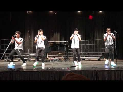 Select Gentlemen of BAVPA Perform New Edition's