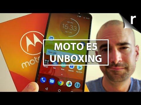 Motorola Moto E5  image 5