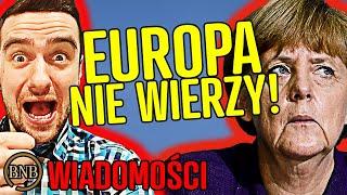 Polska gospodarka MIAŻDŻY ZACHÓD! Niemcy i Francja DALEKO ZA NAMI | WIADOMOŚCI