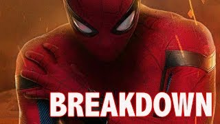 Spider-Man Far From Home Official Trailer Description Breakdown | Kholo.pk