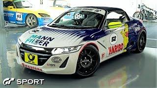 GT SPORT - Honda S660 REVIEW