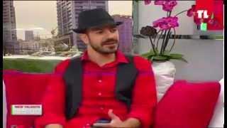 Danveri's Interview with Télé Liban